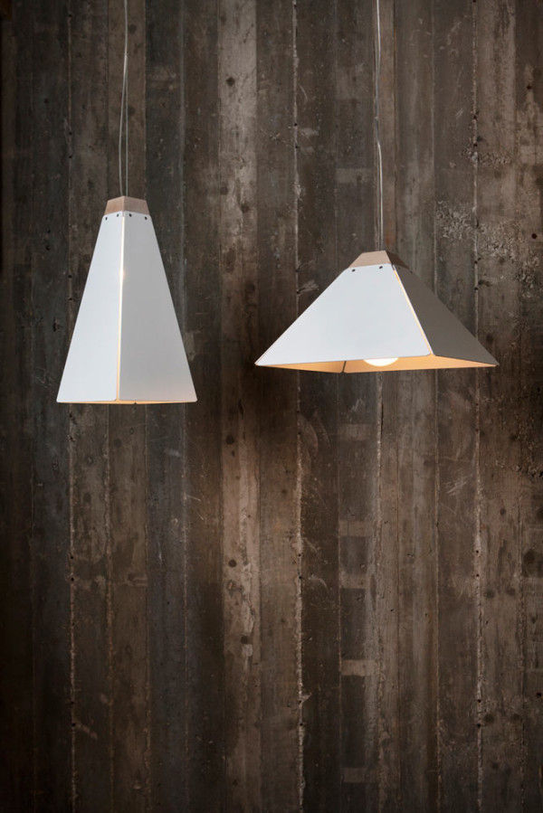 Pyramid Pendant Lights Quot Minimalist Pendant Lamp Quot