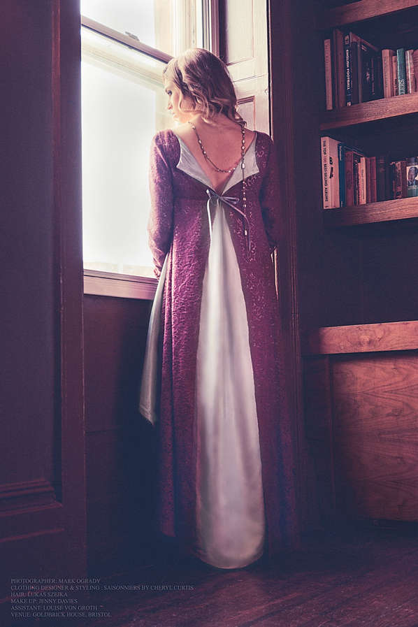 Modern Shakespearean Fashion Saisonniers Aw13 Juliet