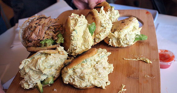 Father's Day Food Tours : sweet and savory delicacies
