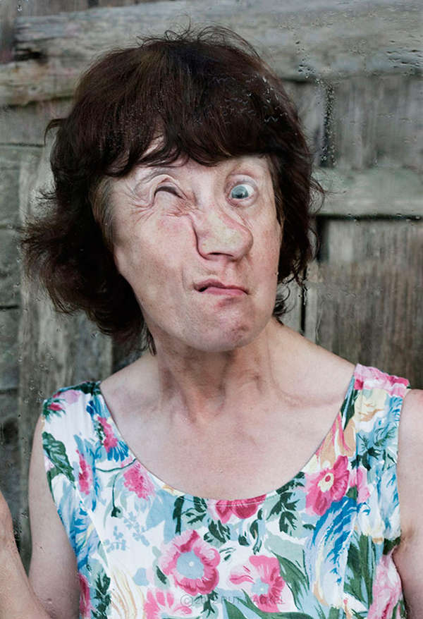 Faux Disfigured Faces : The Ugly Truth