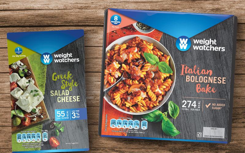 Weight Watchers Fresh Ready Meals