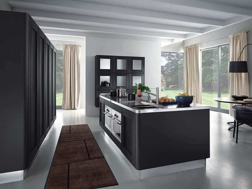 Big Kitchen Design Pictures