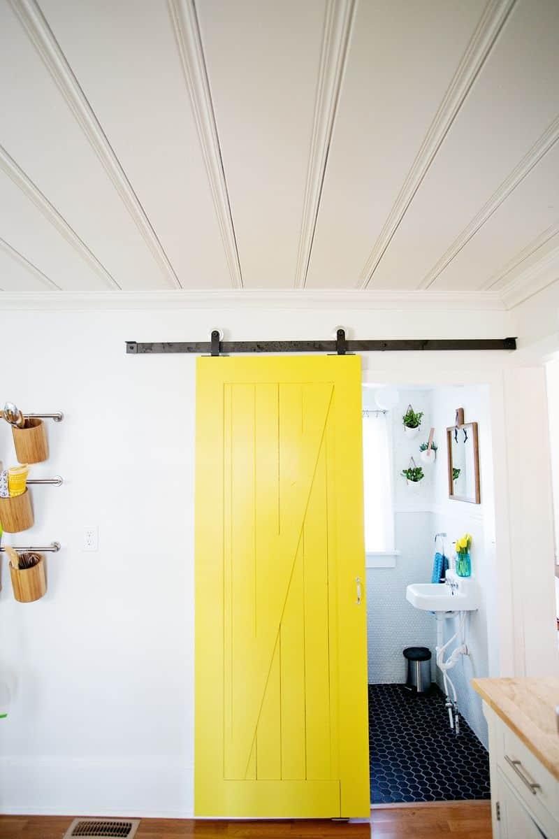 Barn Doors Interior Use