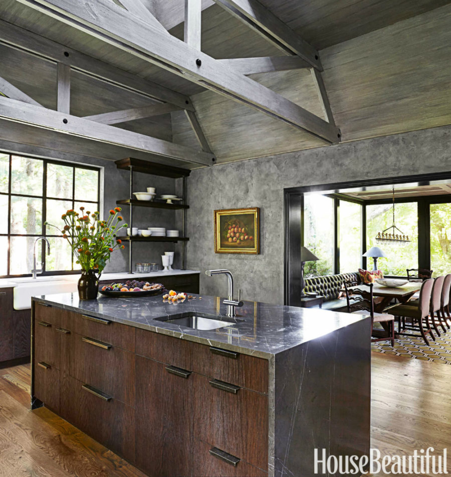 Modern Rustic Kitchen Design