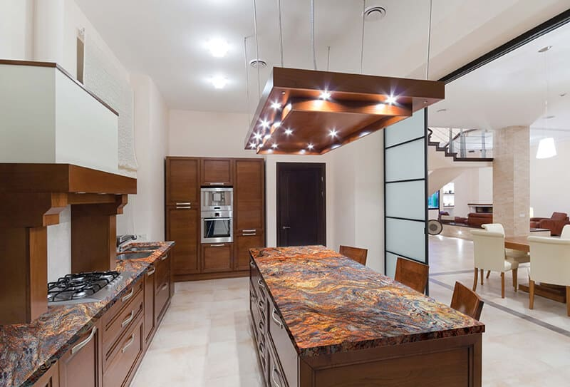 Kitchen Countertops Granite Colors