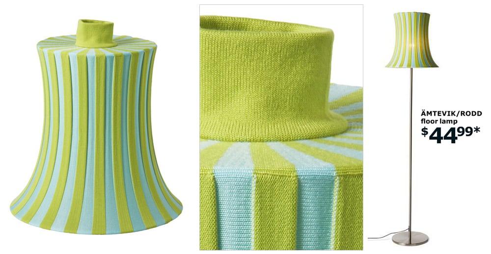 Fabric Cord Pendant Light