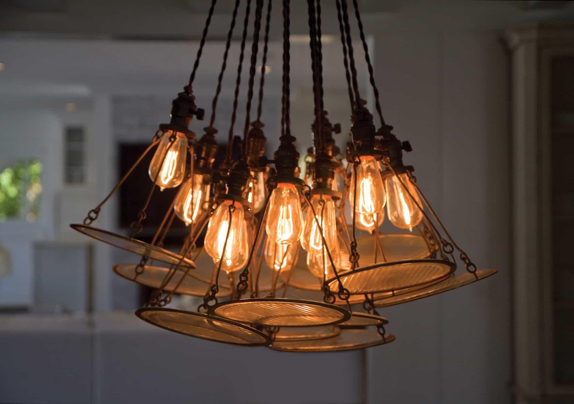 Bright Pendant Light