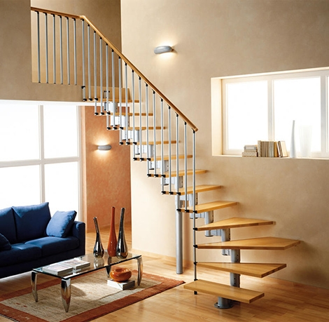 House Staircase Design Guide 5 Modern Designs For Every Occasion | Designs Of Stairs Inside House | Interior | 2Nd Floor | Duplex | Recent | House Indoor