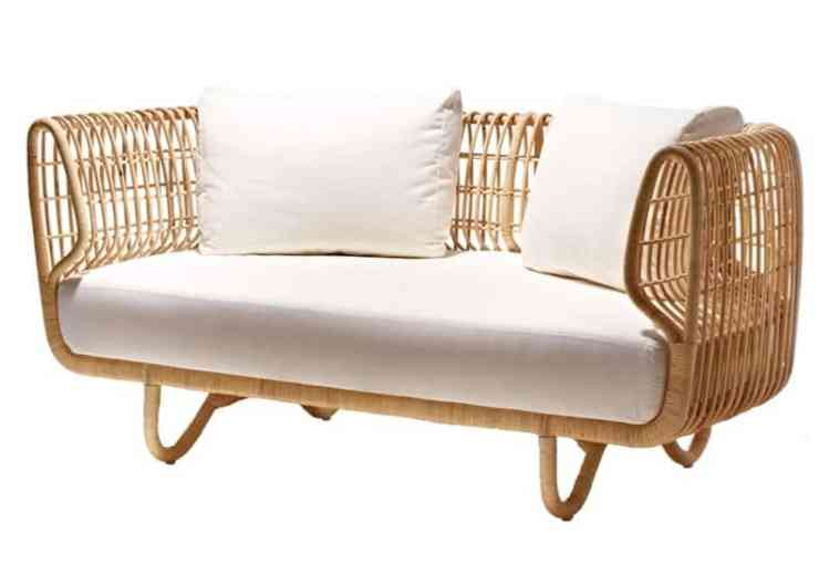 Sustainable Rattan Indoor Furniture by Cane line View in gallery sustainable rattan indoor furniture by cane line 8