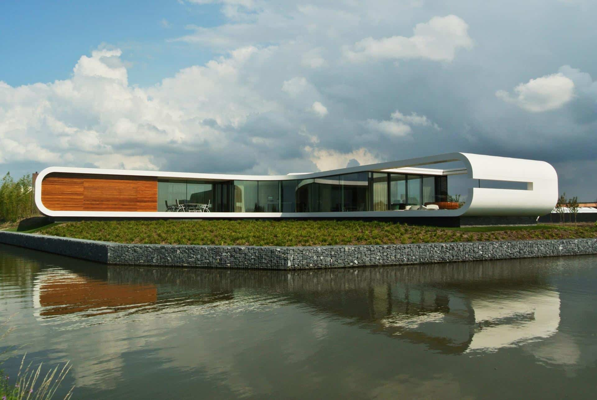 Best Kitchen Gallery: Futuristic Homes Ideas Trendir of Futuristic Home Designs  on rachelxblog.com