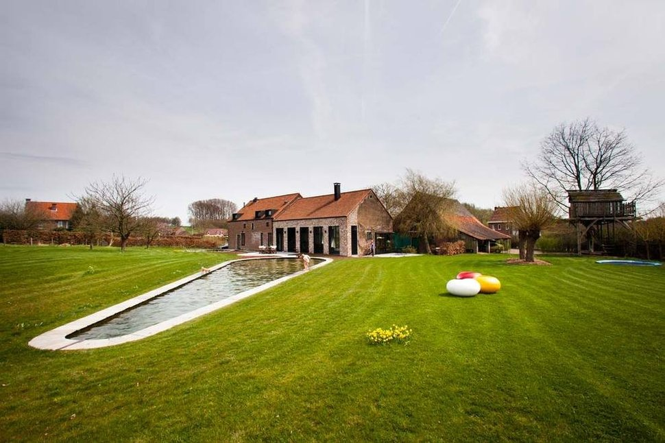 Farm Pond Landscaping Ideas