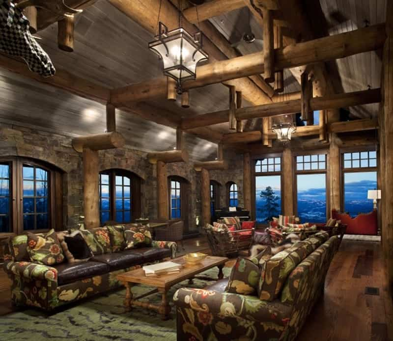 Stone Mountain Chalet With Elevator And Ski Room
