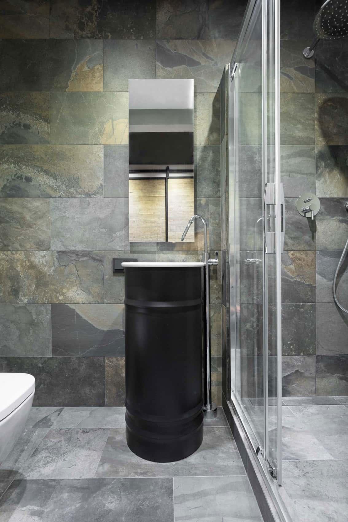 10 Modern Small Bathroom Ideas For Dramatic Design Or