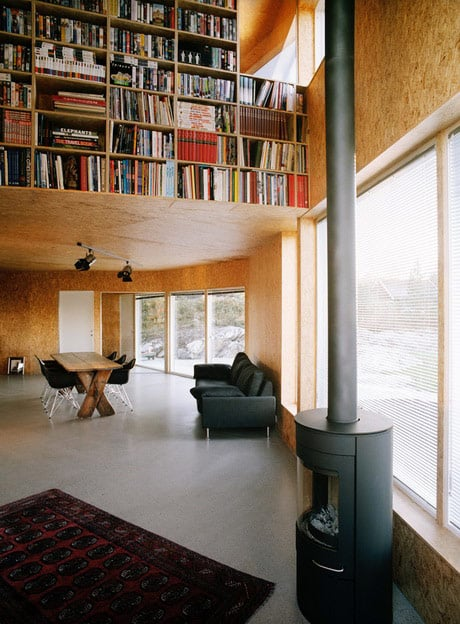 Interior Decorating With Osb Oriented Strand Board