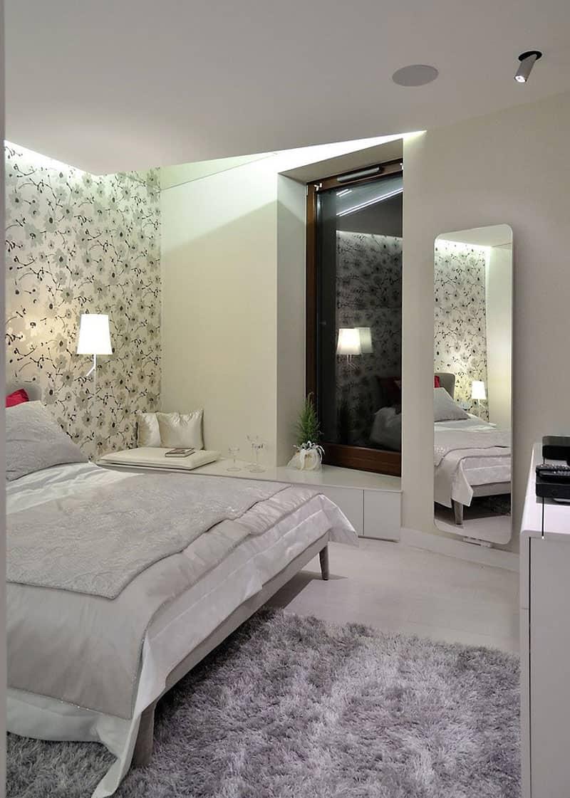 Stylish Contemporary Apartment Boasting Sophisticated