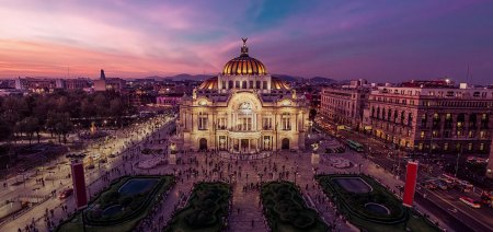 Flights To Mexico City | Turkish Airlines ® | City Guide