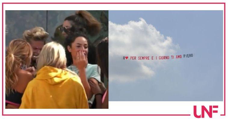 Primo aereo al Grande Fratello Vip 6 e per Raffaella Fico e Francesca Cipriani ha una crisi