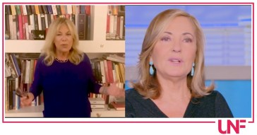 Occhi lucidi per Barbara Palombelli: Monica si sposa e Rita Dalla Chiesa le manda un messaggio