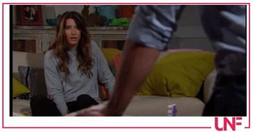 Beautiful anticipazioni: Steffy ko, Liam si prende Kelly