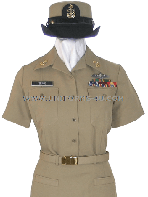 Navy Chief Petty Officer Uniform