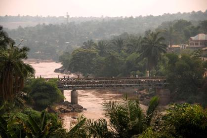 Industrial waste – 1000's ailing and 12 lifeless following the contamination of a Congolese river