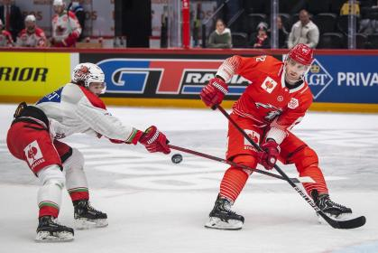 Ice hockey – Lausanne revives within the Champions League