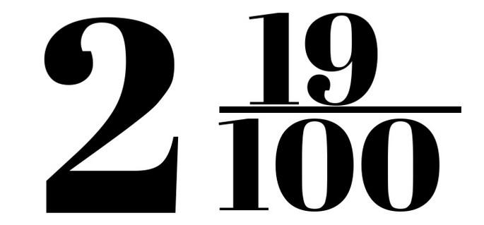 2،19.