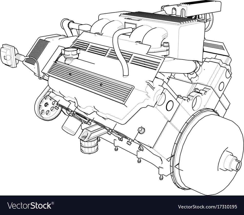 Amazing structure of car engine elaboration wiring diagram ideas