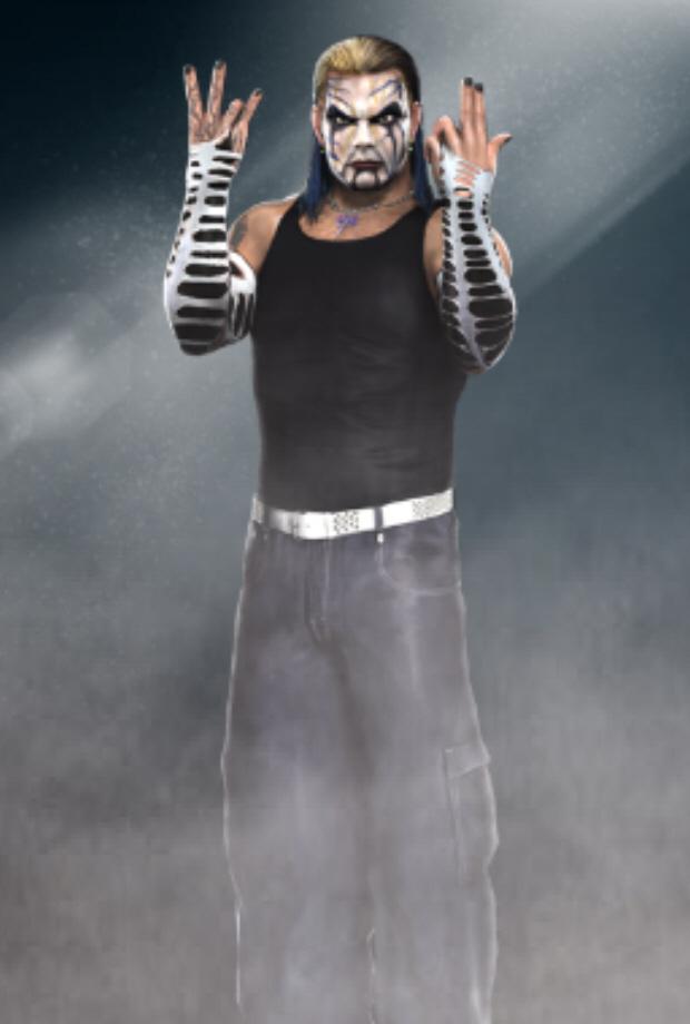 Hardy Matt Hardy Jeff Vs
