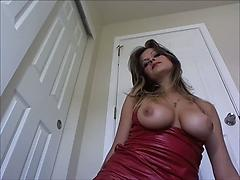 Hot Sexy Chick Gets Undressed For After Having A Smoke Babe brunette smoking