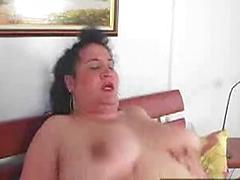 Mature Amateur Bitch With Fat Ass Gets A Proper Fuck Bbw big ass fat