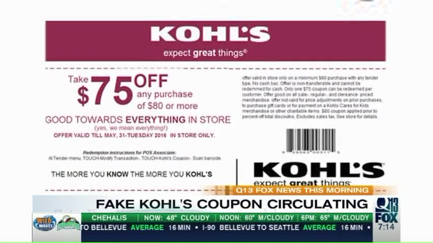 Kohls 10 Coupon Newspaper