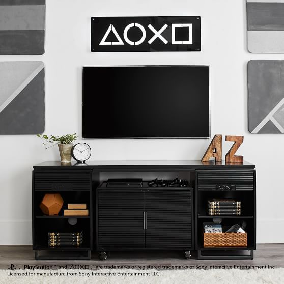 Pottery Barn S Playstation Furniture Is The New High End