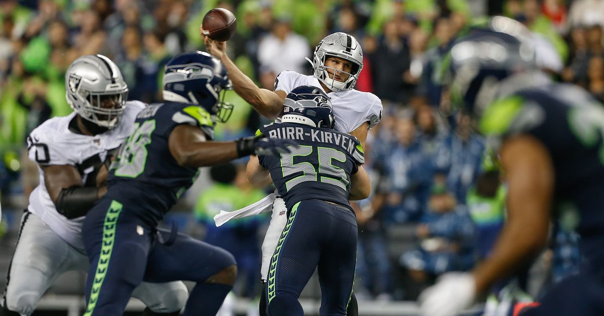 Seahawks 17 Raiders 15: Winners and Losers from Seattle's ...