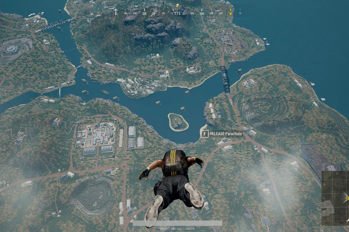 PUBG s new map is perfect for players who are terrible at PUBG   Polygon