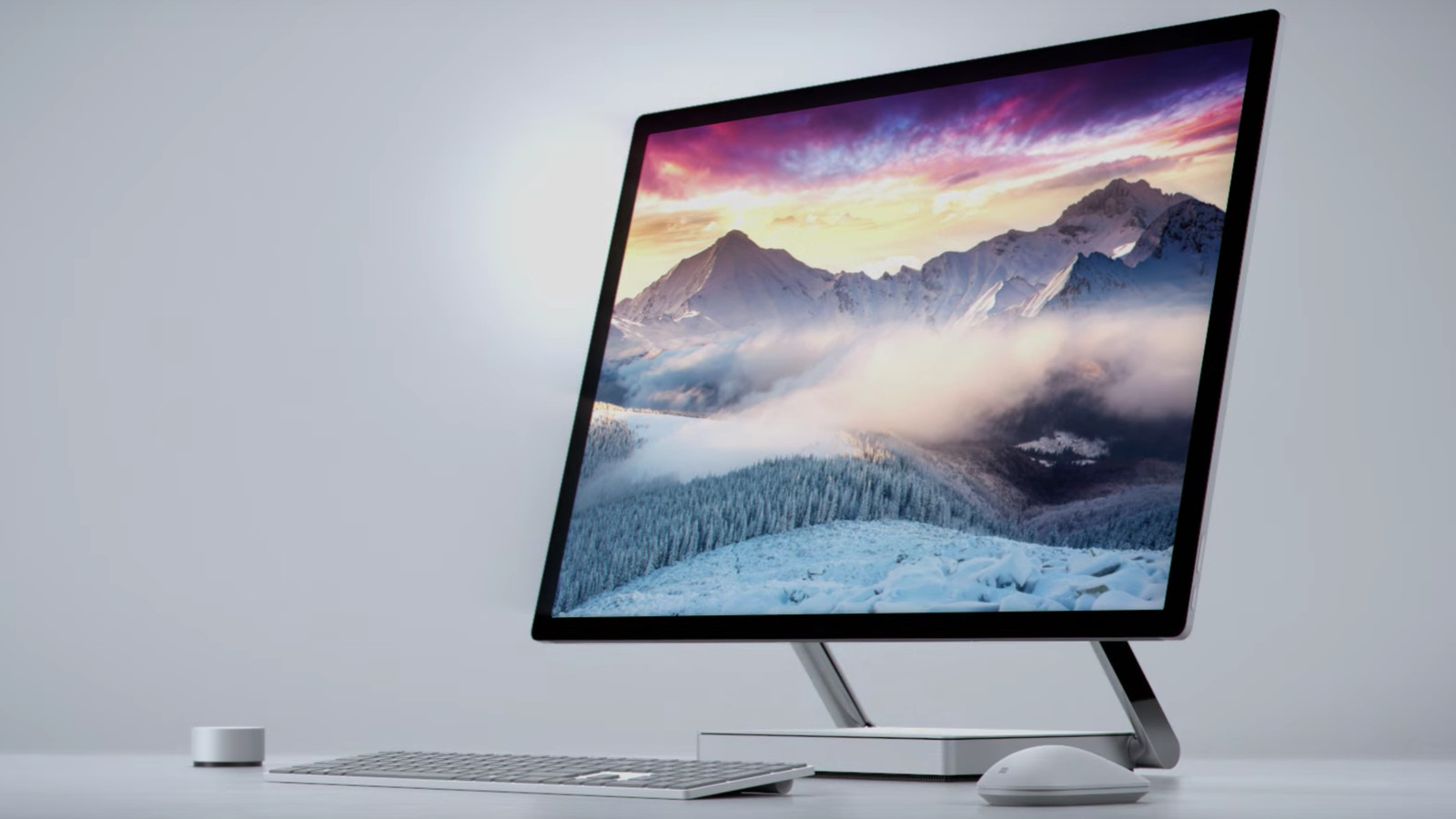 Microsoft Surface Studio Pc Announced For 2 999 Coming