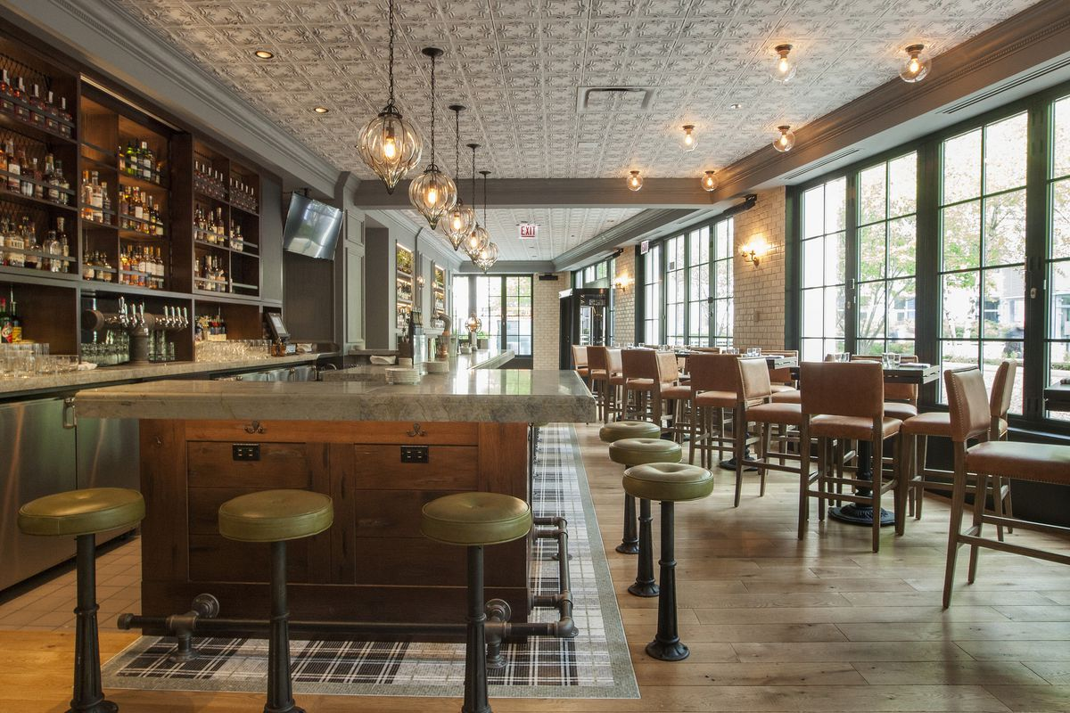 Lawless' Beacon Tavern, Opening Today, Gives the Mag Mile ...