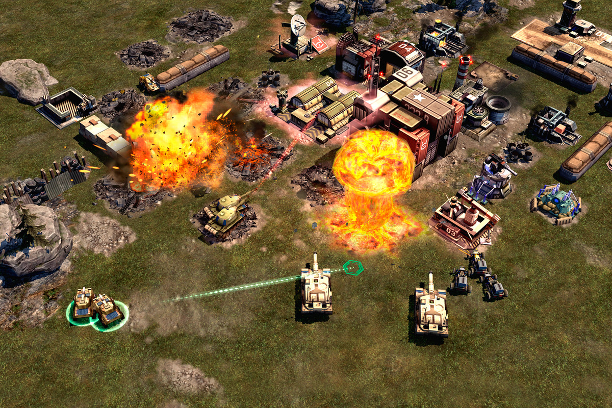 Command   Conquer s Louis Castle returns to fight again on the RTS     Anyone who has ever enjoyed a real time strategy game can offer some thanks  to Louis Castle