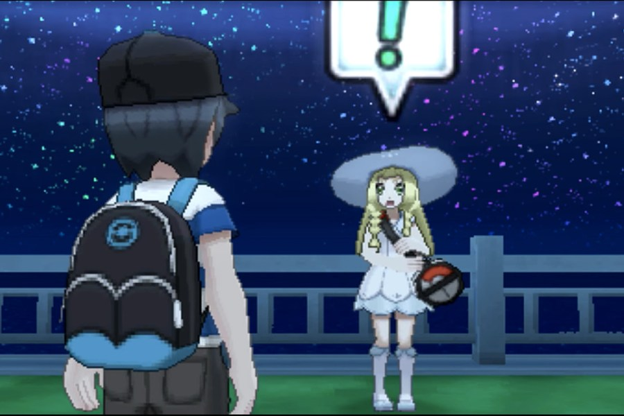 Pok    mon Sun and Moon anime breaks one of the games  biggest reveals     Game Freak Nintendo The Pok    mon Company