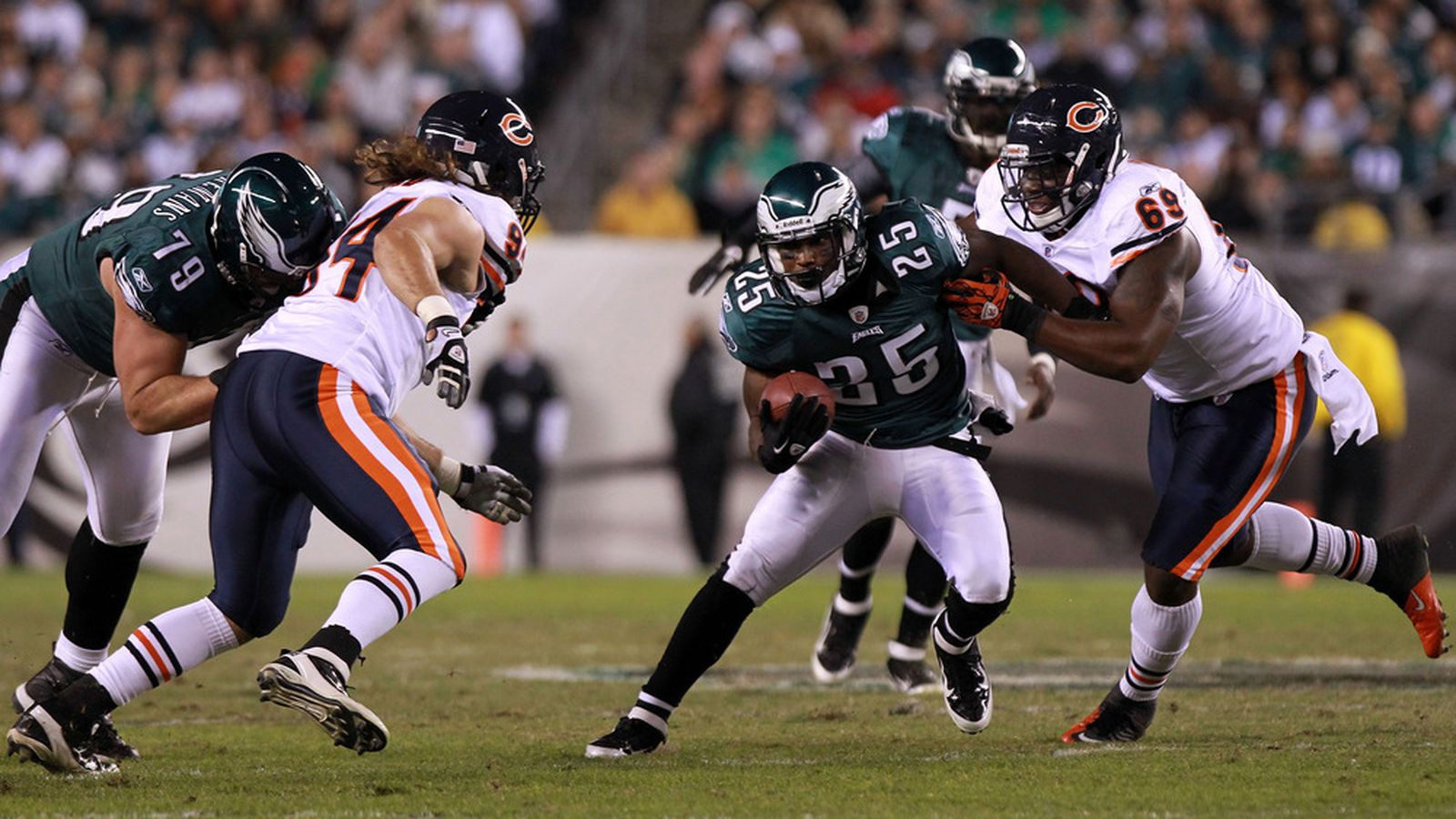 Eagles Philadelphia Vs Football 2013 Bears