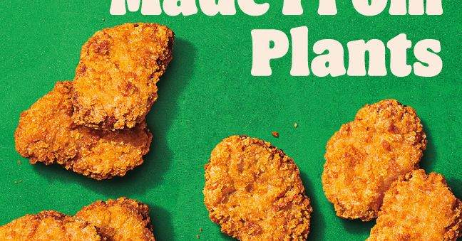Burger King Follows Impossible Burger With Plant-Based Chicken Nuggets