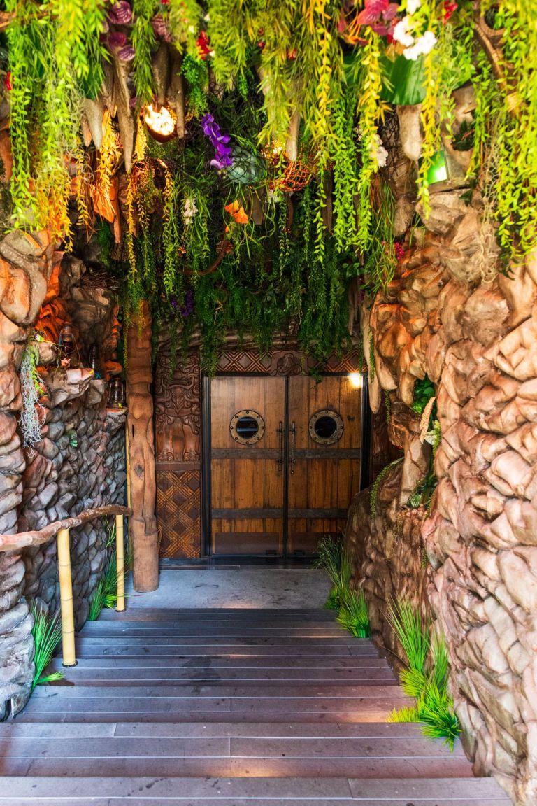 See Inside the Soon-to-Open Fantastical Tiki Tatsu-Ya Bar