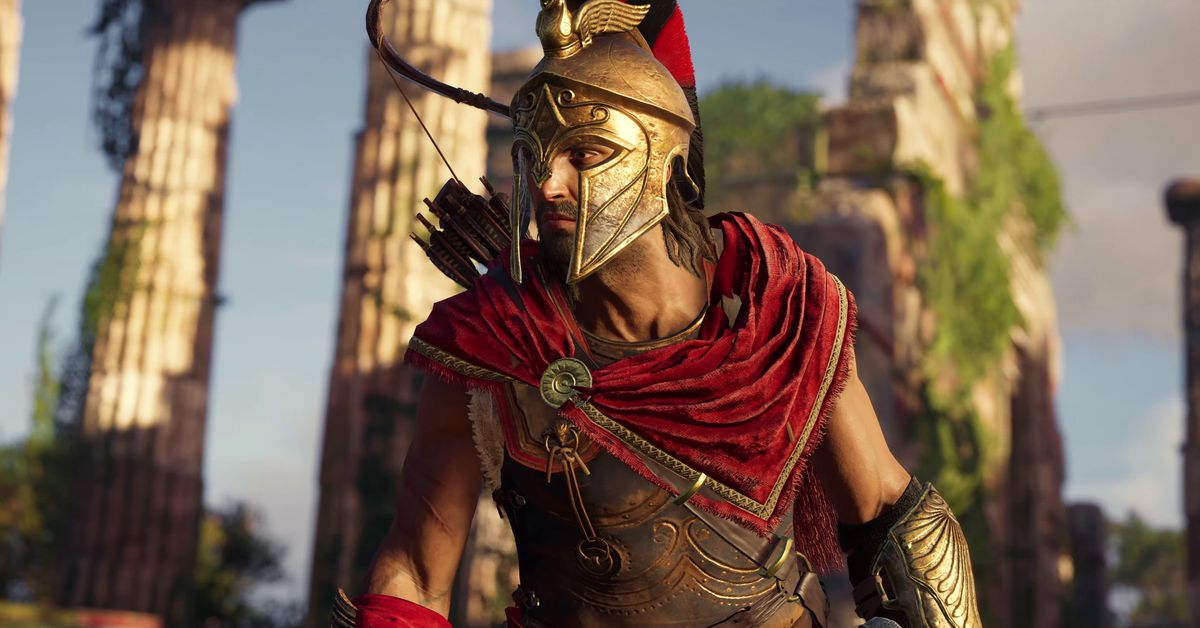 Get free Assassin's Creed Odyssey on PC for testing Google ...