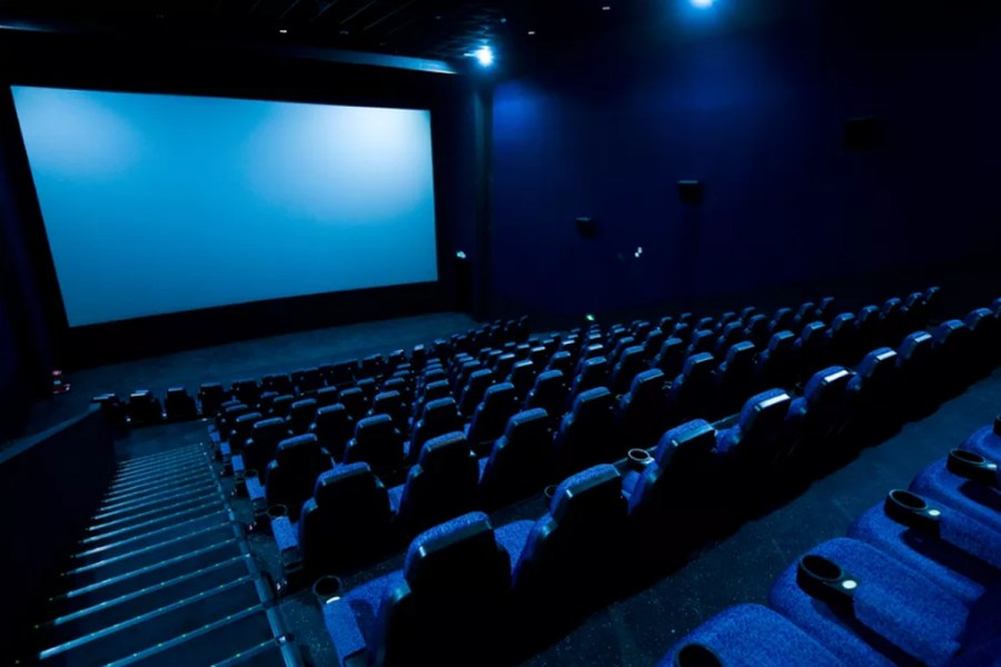 Movie theaters  studios react to potential    Theater Mode    in         as it has become to be known  lost its collective mind when a rumor  began circulating that the newest iOS update would have a    Theater Mode      is