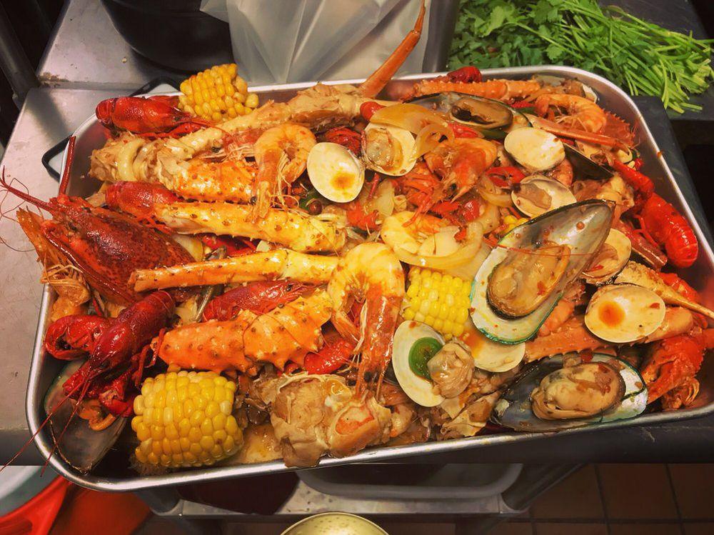 Shrimp Restaurant Near Me