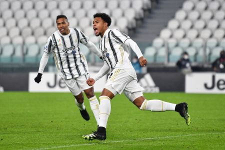 Weston McKennie Scores First Goal For Juventus - Stars And Stripes FC