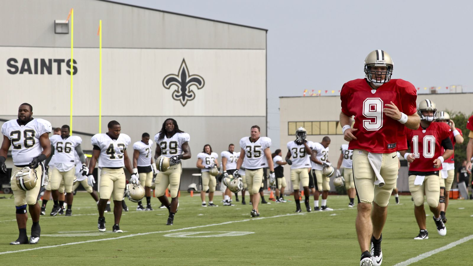 New Orleans Saints Schedule 2012 13