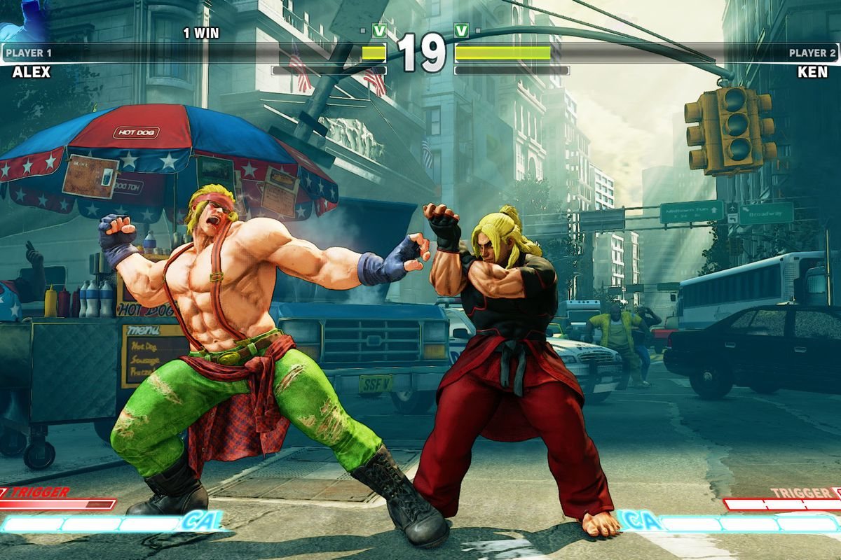 Street Fighter 5 guide: basic attacks - Polygon