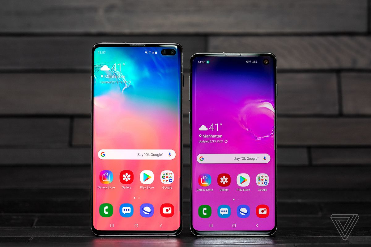 Samsung Galaxy S10 announced: price, hands-on, and release ...