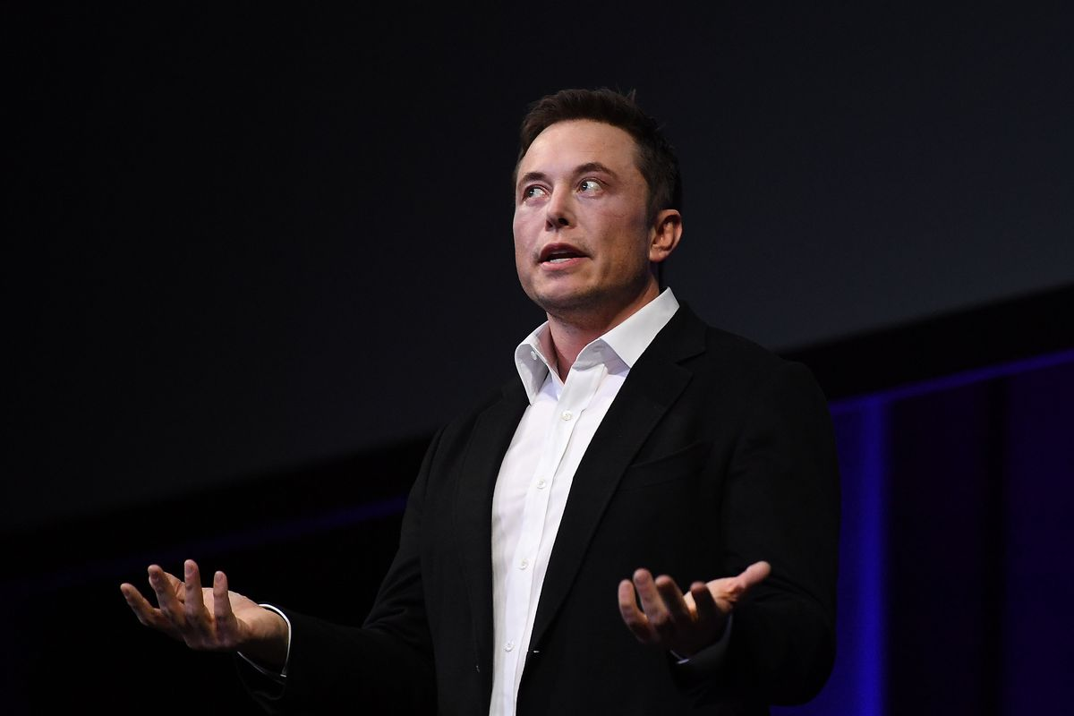 Elon Musk says Boring Company will sell  Lego like  kits of     Photo by Mark Brake Getty Images